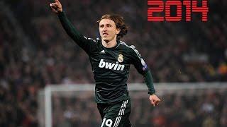 Luka Modric - Midfield Control