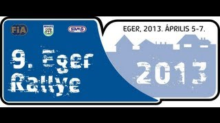 preview picture of video 'Eger Rallye 2013 Matics M. - Viczena G. Gy 1.'