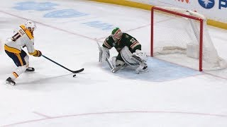 Predators and Wild battle for extra point in shootout