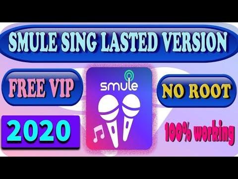 Smule Karaoke Vip Mod Apk   STAMP TUBE