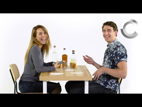 Truth or Drink | Blind Dates | Gina & Chad