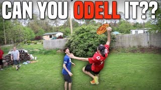 CAN YOU ODELL IT?? (HOUSEHOLD FOODS EDITION #2) EXTREME IRL CHALLENGE!!