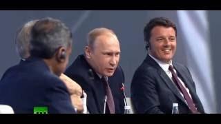 Новые высказывания Путина