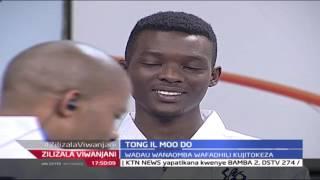 Zilizala Viwanjani: Tong il Moo do-Mchezo unaozidi kupata umaarufu nchini Septemba 12 2016
