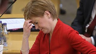Nicola Sturgeon Humiliation: First Minister Admits She Would Have JOINED Glasgow Protests