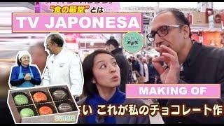 ¡Salimos en la TV Japonesa!