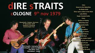 Dire Straits - 1979-NOV-09 - LIVE in Messehalle, Cologne [AUDIO ONLY]