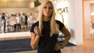 Gina Gershon Plays Donatella Versace in House of Versace | POPSUGAR Interview