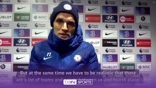 """""""The title (is) too far away"""" - Tuchel talks to the media after Wolves game"""