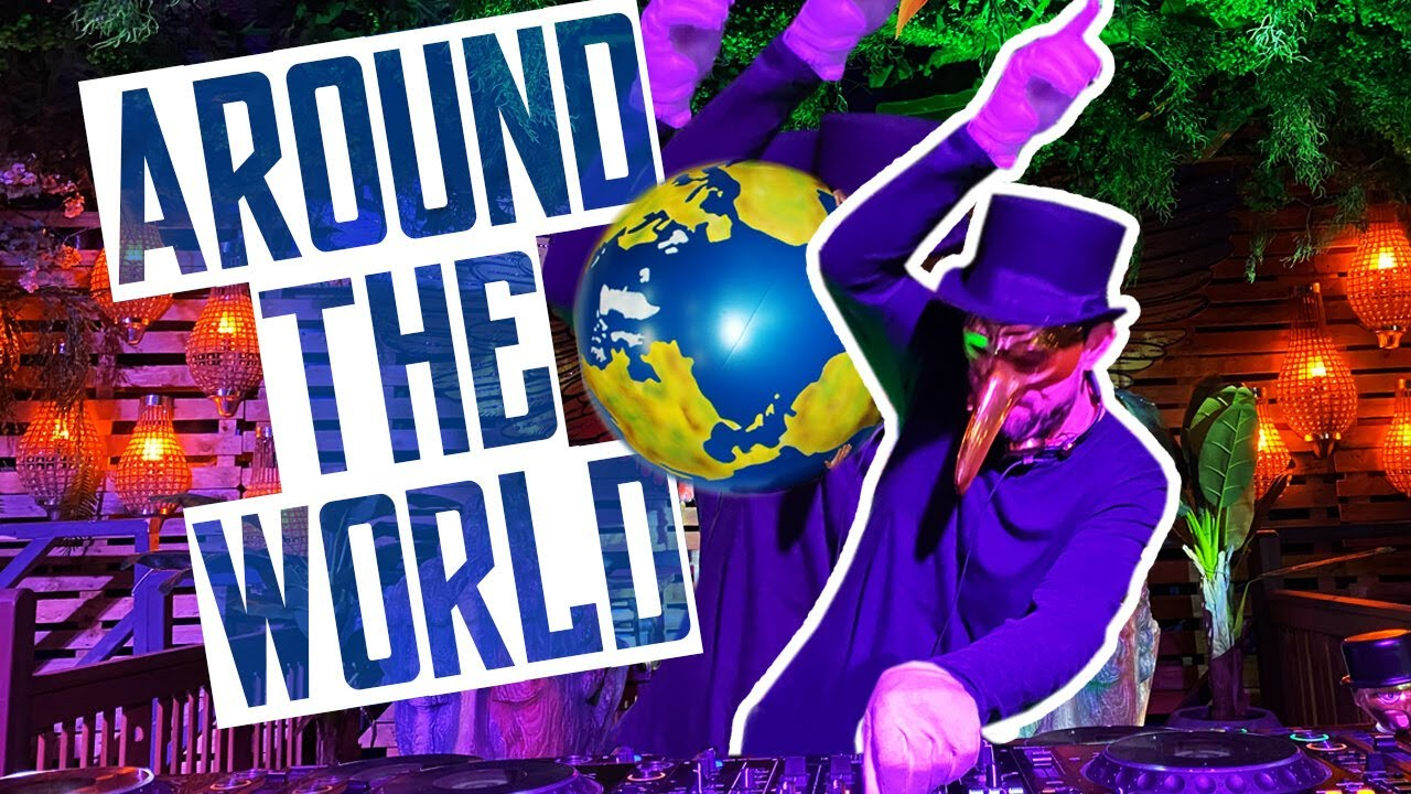 Claptone - Live @ Home, Around The World 2020
