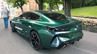 BMW M8 Gran Coupe Concept on the ROAD! | Villa d