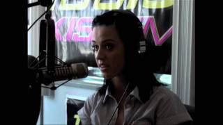 Кэти Перри, Интервью на радио KISSFM