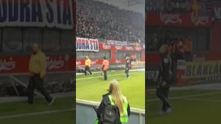 Henrik Larsson Mot Helsingborg Ultras Fans (Helsingborgs IF - HBK, 20/11-2016)