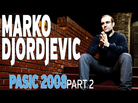 Marko Djordjevic: PASIC 2008, clip #2 Using what you know to get to what you don't know (yet)...