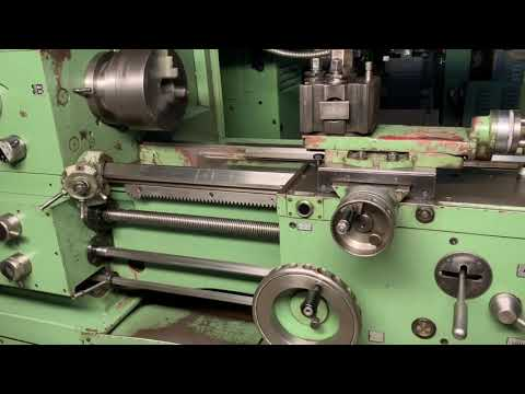 TOS SUI40 Lathe Machine
