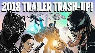 2018 TRAILER TRASH-UP! - TOON SANDWICH