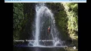 Quest Travel Adventures Presents the Azores