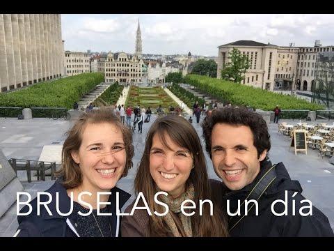 Bruselas en un día - Dos Españoles por el Mundo