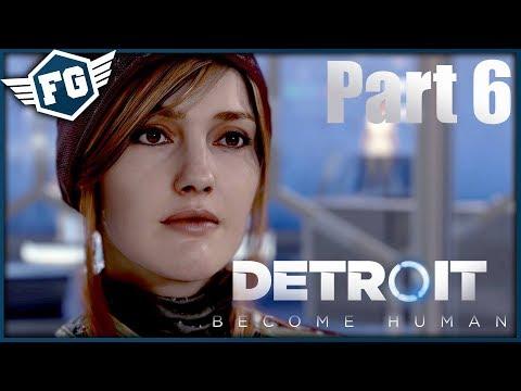 NESPOKOJENÝ ANDERSON - Detroit: Become Human #6