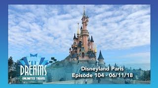 Disneyland Paris | 06/11/18