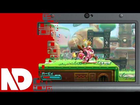 Видео № 0 из игры Kirby: Planet Robobot + amiibo Kirby [3DS]