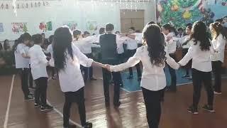 Карнак . Калгари 10-А. 2017-2018 год. Флешмоб.