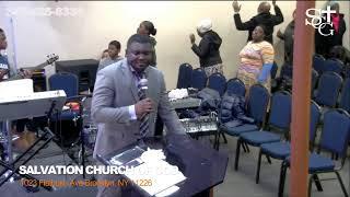 Salvation Church of God |Fasting Service (Jeune) 1/18/2020| Past. Malory Laurent