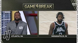 Paul George Postgame Interview - Clippers vs Pacers   April 13, 2021   2020-21 NBA Season