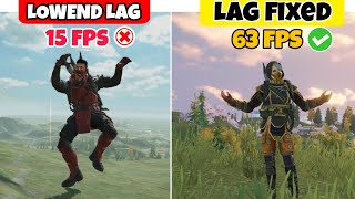 How to increase FPS in cod mobile | Fix lag in cod mobile