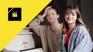 Mimi & Josefin LIVE   A Little Help (first Own Song)  | Live In Augsburg 2019 (with BossHoss)