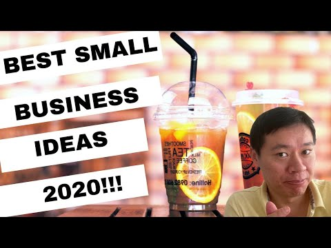 , title : 'TOP 5 Small Business Ideas For 2020! 🤫