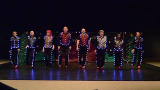 Swingin' Home for Christmas- Rapatap Holiday Show