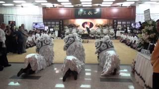 劉家良  喪禮 20130723