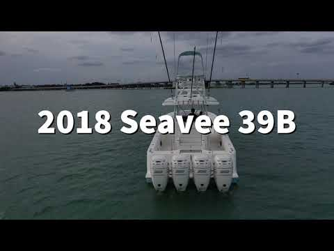 SeaVee 390B video