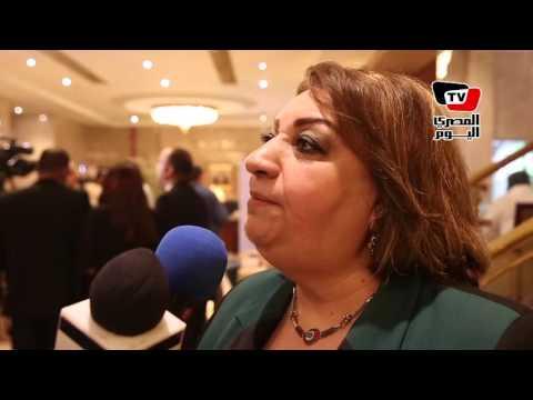 تهاني الجبالي: قاطعت الصحافة احتجاجا على أزمة «اقتحام الصحفيين»