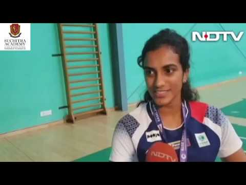 PV Sindhu shares her training experience at Suchitra Academy on NDTV, Republic TV, and more!