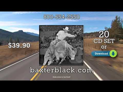 Baxter Black's Rodeo Re-Ride Audio Books
