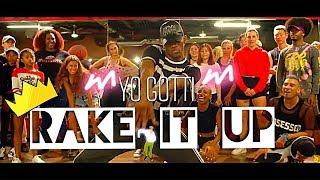 Yo Gotti - Rake It Up ft.Nicki Minaj - Choreography By /IG @theBrooklynJai