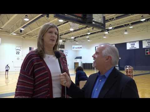Anne Donovan Interview
