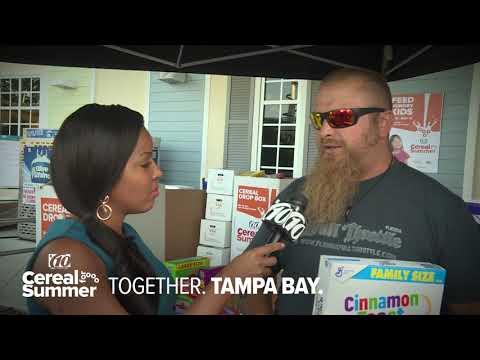 Cereal for Summer 30 Together Tampa Bay