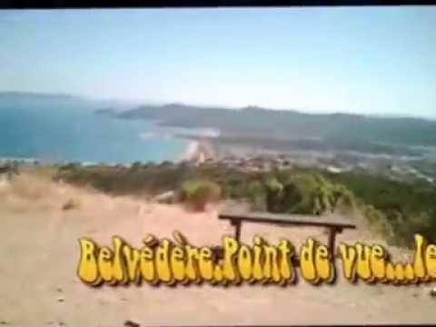 VTT Descente du haut du Lavandou à 6 km du camping