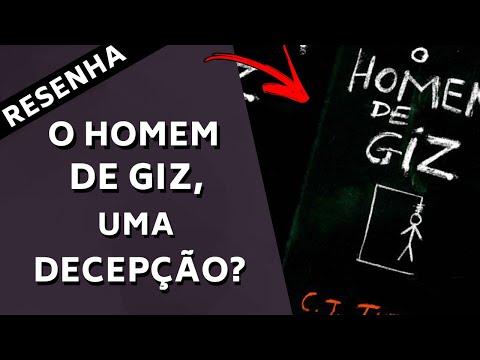 O HOMEM DE GIZ, UMA DECEPÇÃO?   Share Your Books