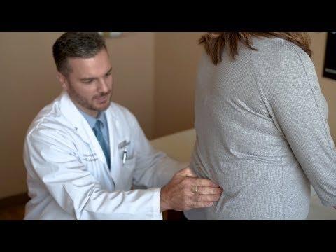 A boka és a combcsont károsodása