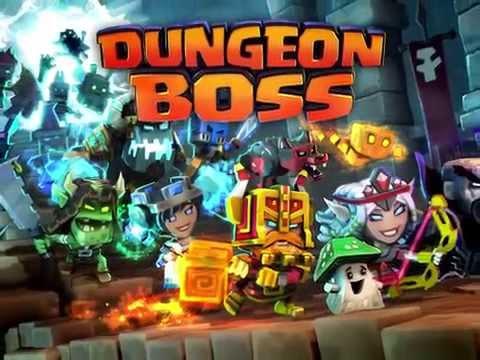 Vídeo do Dungeon Boss