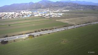 preview picture of video 'Industrial park Sucany, Slovakia (air view)'