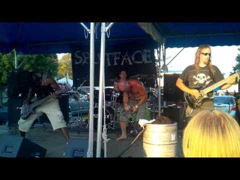 SPLITFACE-WITNESS THE BEATINGS 2011-08-21