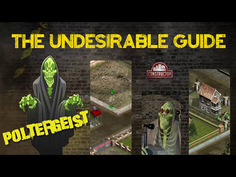 The Undesirable Guide - Episode 6 - Ghost