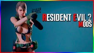 Resident Evil 2 Quiet Mod