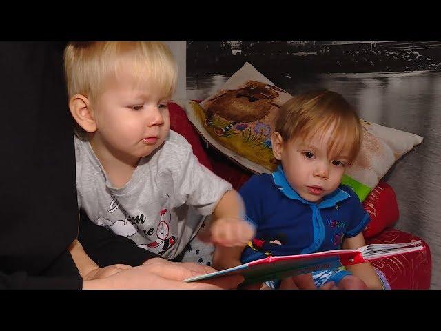 В Ангарске усыновили мальчика-«нерпёнка»