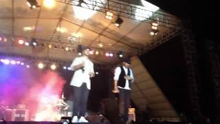 Maher Zain ft. Irfan Makki 'Allah Allah Kiya Karo' at Maher Zain Live Concert Aceh